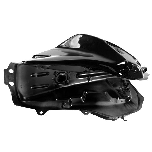 Fuel Tank Black for ZS125-48A