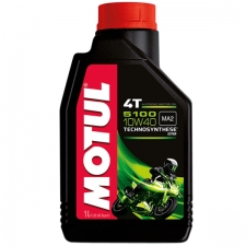 Motul Semi Synthetic Oil 5100 10W40 1 Litre