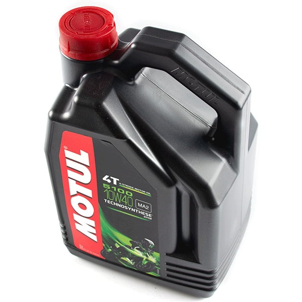 Semi Synthetic Oil 5100 10W40 4 Litre + 1 Litre Free