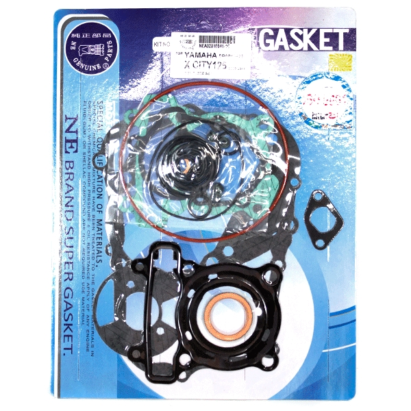 Lextek Gasket Set for Yamaha X-Max 125 YP and VP-X City