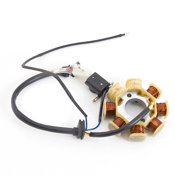 50cc Scooter Stator 139QMB with Short Lead