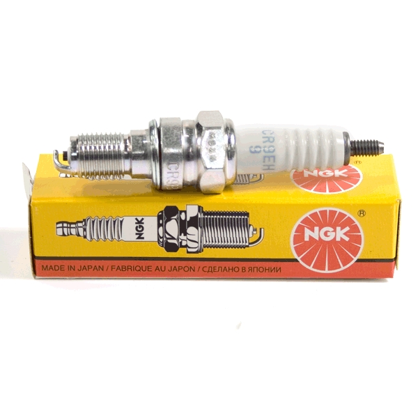 4x NGK CR9EH-9 Spark Plugs (7502)