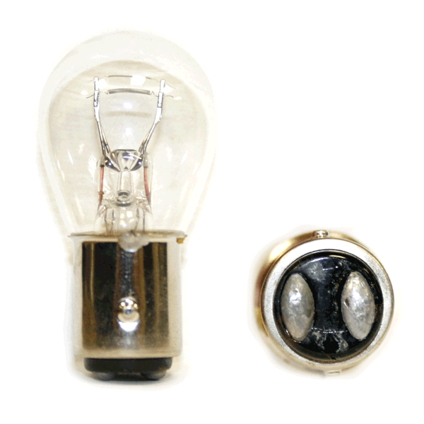 Clear Stop & Tail Bulb P21/5w