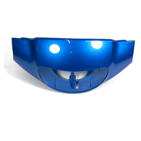 Headlight Panel Metallic Cobalt Blue