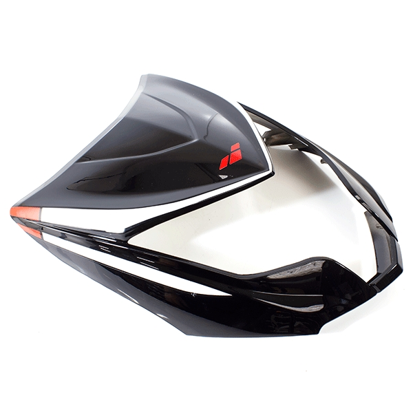 Headlight Panel Black / Red for LJ50QT-3L