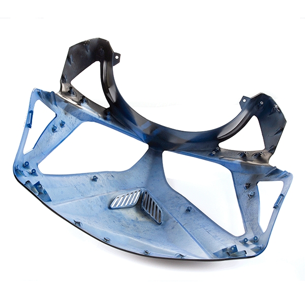 Headlight Panel Blue for ZN125T-8F
