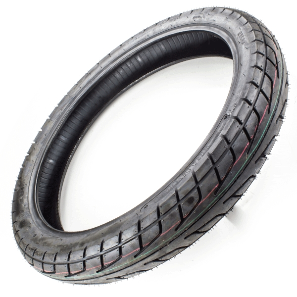 Tyre 90/90-18 57P Tubed