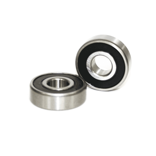 Single Wheel Bearing 6003 2RS 17x35x10mm