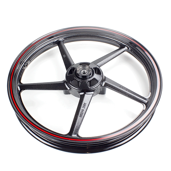 5 Spoke Front Wheel 18x1.85 (Disc Brake)