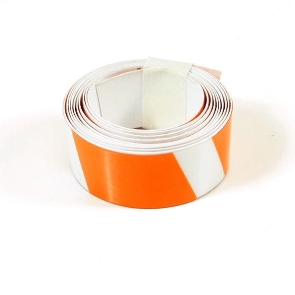 Orange Wheel Rim Sticker 17'' for Lexmoto Adrenaline