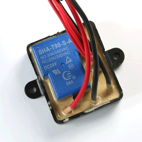 Control Unit for 120W Electric Scooters LX120 Series