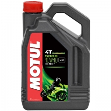 Motul Oil 5000 4T 10W40 Semi Synthetic 4 Litre