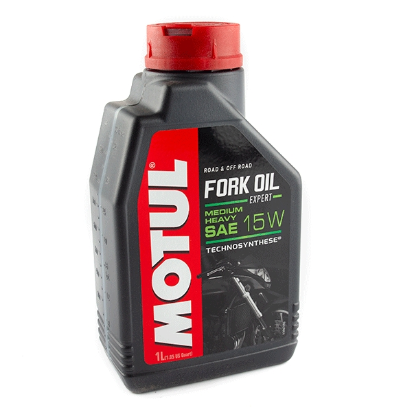 Motul Expert Fork Oil Medium/Heavy 15W 1 Litre