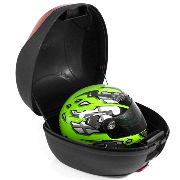 Lextek Motorcycle/Scooter Luggage Box 32L