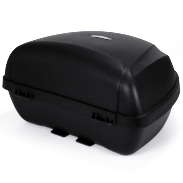 Lextek Motorcycle/Scooter Luggage Box 52L with Carry Handle