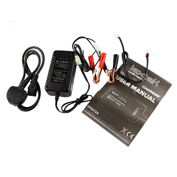 Lextek 12v Battery Charger and Optimizer
