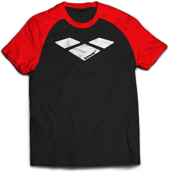 Lexmoto Baseball Short Tee Large