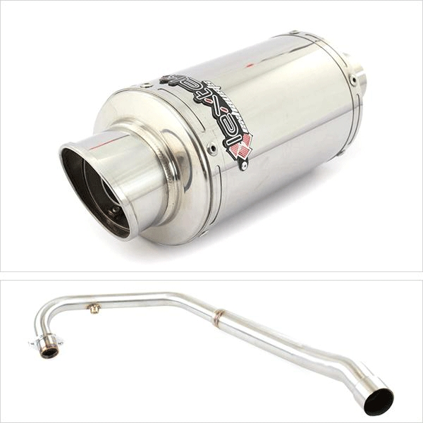Lextek YP4 Exhaust System for Lexmoto ZSX-R 125