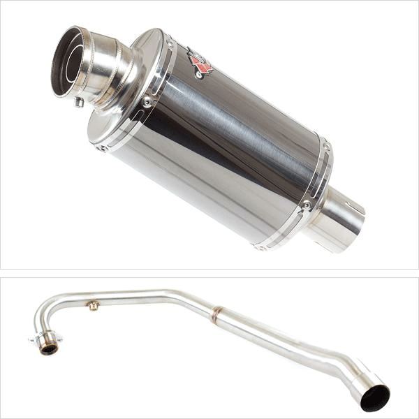 Lextek OP15 Exhaust System for Lexmoto ZSX-R 125