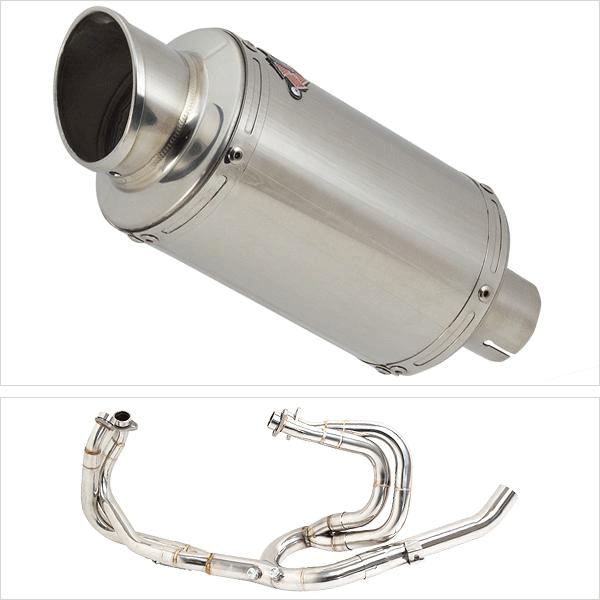 Lextek YP4 Exhaust System for Honda VFR 800 (97-02)