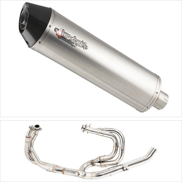 Lextek RP1GL Exhaust System for Honda VFR 800 (97-02)