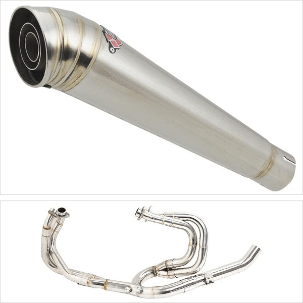 Lextek MP4 Exhaust System for Honda VFR 800 (97-02)
