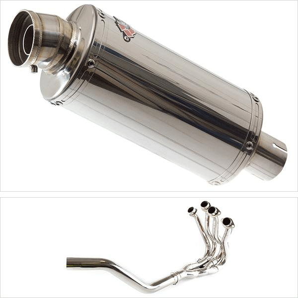 Lextek OP5 Exhaust System for Suzuki GSXR 600/750 (06-10)