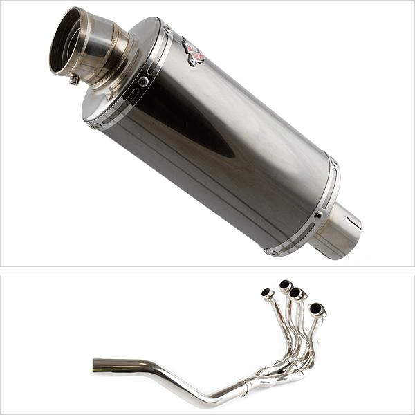 Lextek OP16 Exhaust System for Suzuki GSXR 600/750 (06-10)