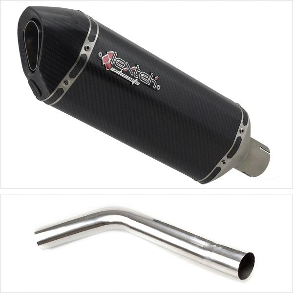 Lextek SP8C Exhaust System for Triumph Tiger 800 (10-19)
