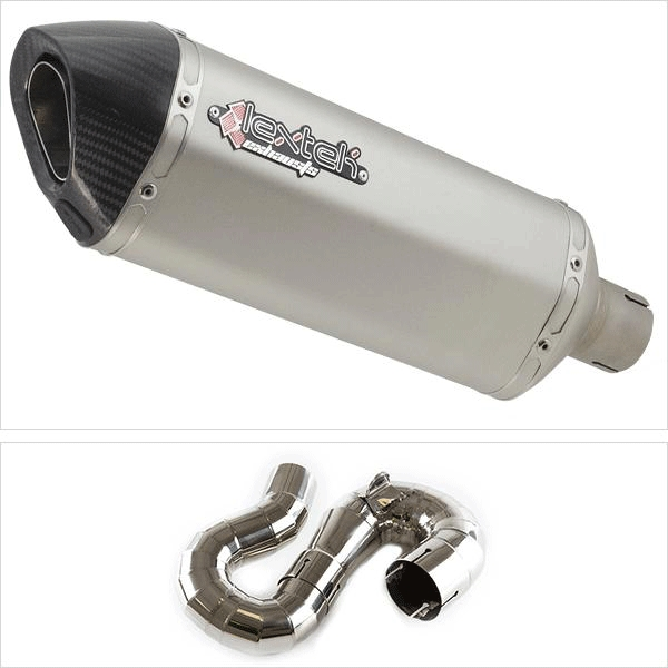 Lextek SP1 with Link Pipe for Honda CBR1000RR Fireblade (14-16)