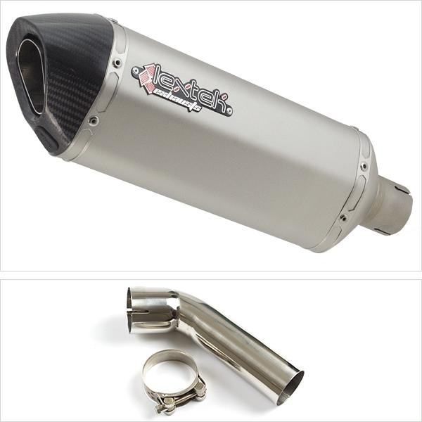 Lextek SP1 Exhaust with Link Pipe for Suzuki DL 1000 V-Strom (14-19)