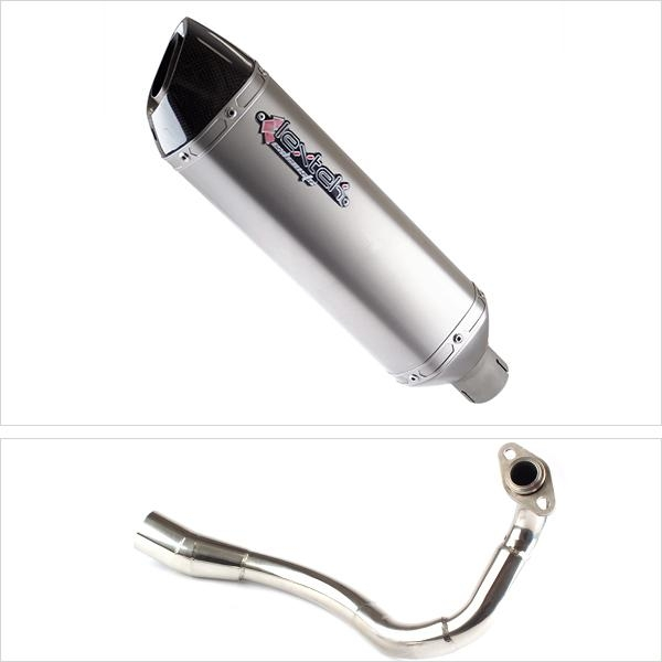 Lextek VP1 Exhaust System for HONDA PCX 125 (18-19)