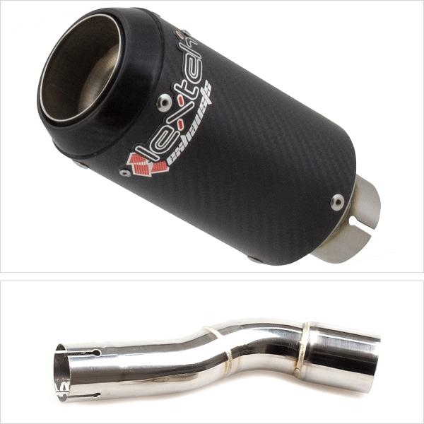 Lextek CP8C with De-cat Downpipes for Honda CMX500 Rebel (17-20)