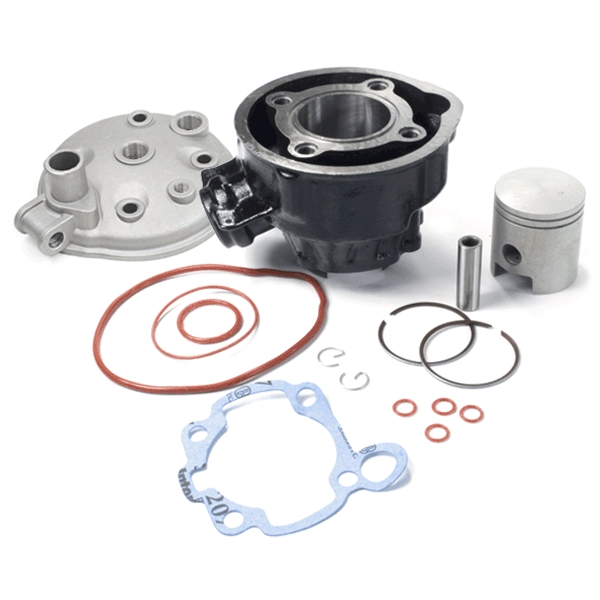 Lextek 70cc Big Bore Cylinder Kit for Aprilia RS50 Rieju RS1 RR50