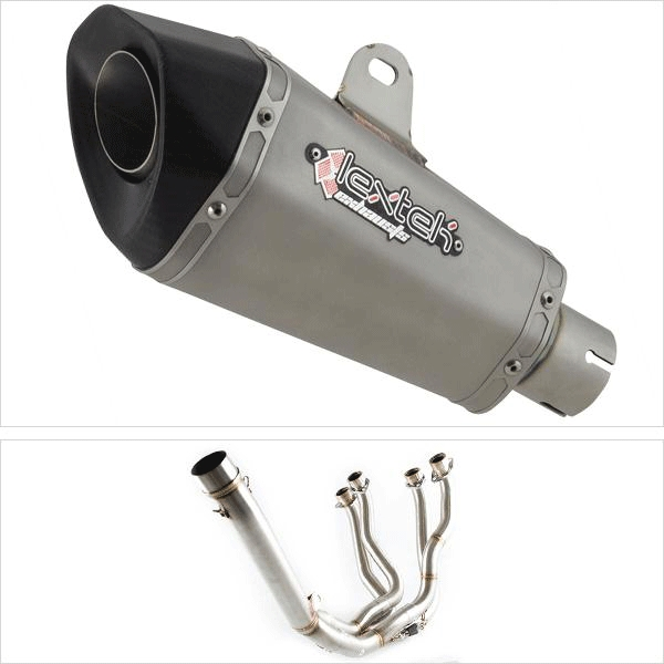 Lextek XP10 Exhaust System for SUZUKI GSXR 1000 (17-19)