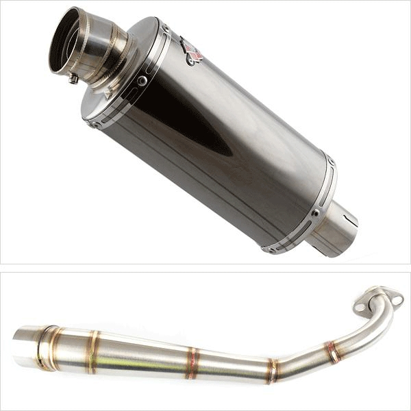 Lextek OP16 Low Level Exhaust System for HONDA MSX (13-19)