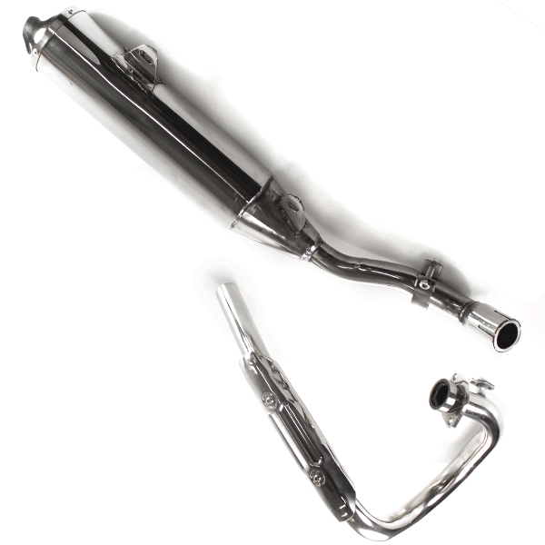 Stainless Steel Exhaust System for XF250GY