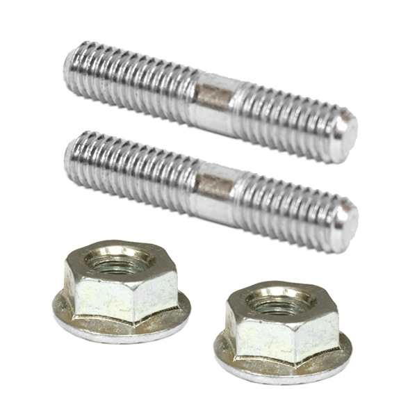 Exhaust Nut and Stud Kit 32mm M6