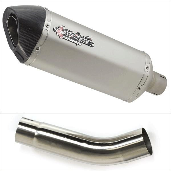 Lextek SP1 Exhaust System for SUZUKI GSXR 600 (11-19) GSXR 750 (11-19)