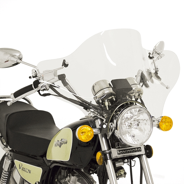 Universal Motorcycle Windscreen (type 4)