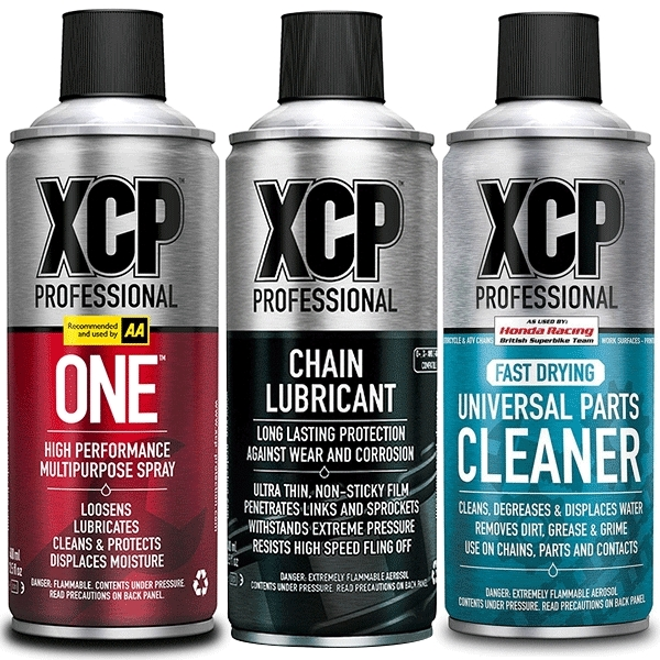 XCP Motorcycle Maintenance Pack
