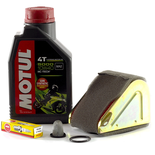 Service Kit for 125cc Scooters with 152QMI Engines (Type 1)