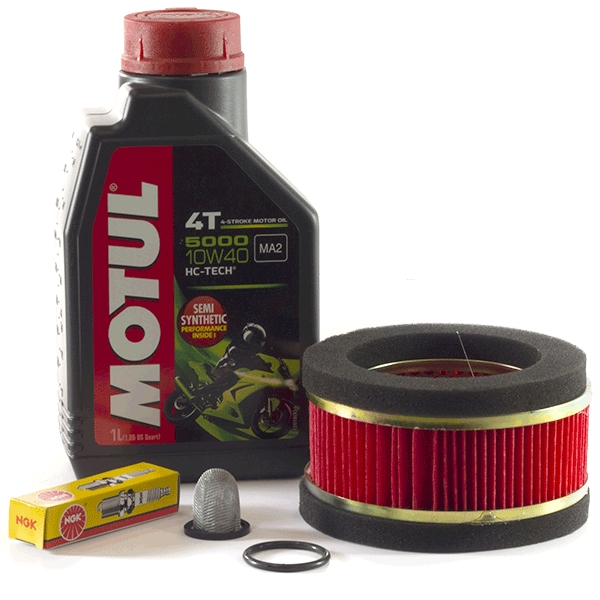125cc Scooter Service Kit 152QMI (type 2)