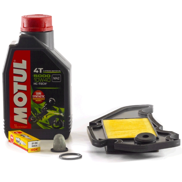 Service Kit for 125cc Scooters with 152QMI Engines (Type 4)