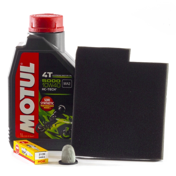 125cc Motorcycle Service Kit 156MI-2B