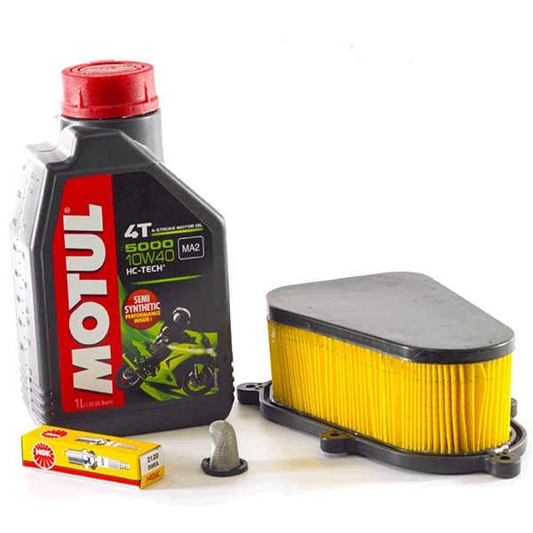 Service Kit for 125cc Motorcycles with ZS156MI Engines