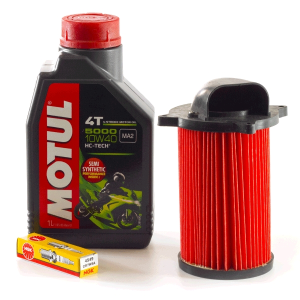 Service Kit for 250cc Motorcycle with 253FMM Engines