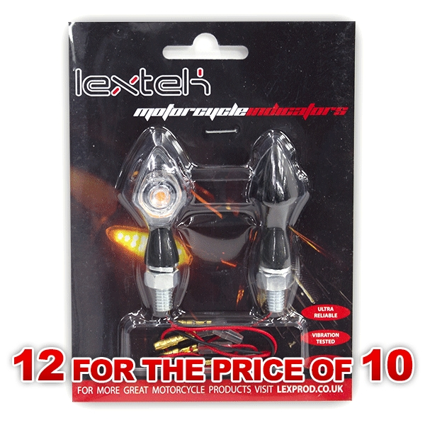 Lextek SMD LED Micro Indicators (12 for the price of 10)